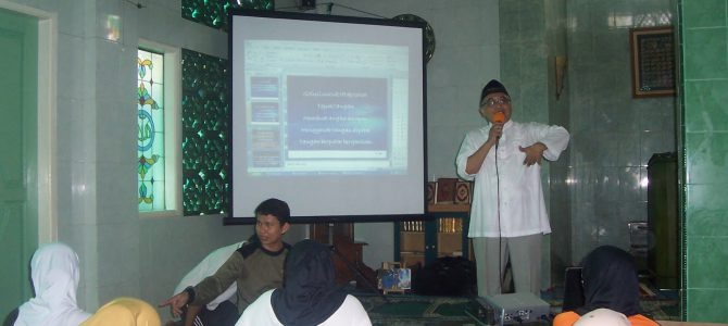 Kerja Bersama DKM Masjid Al Barkah Utan Panjang dengan Cordova EO