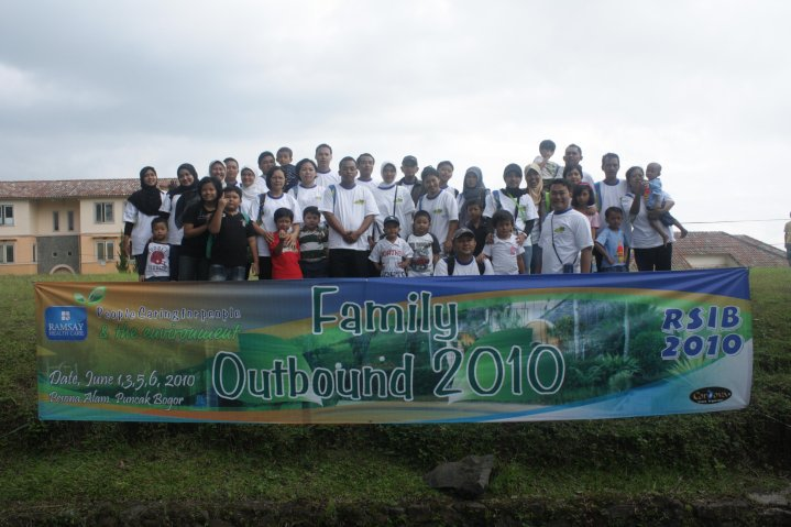 Family Outbound 2010 RSIB (Ramsay Health)
