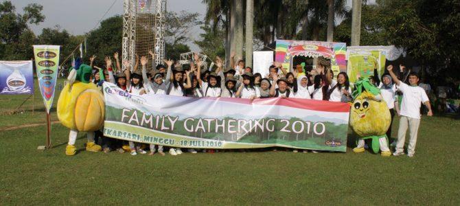 Family Gathering PT EXEDY dan PT EMI