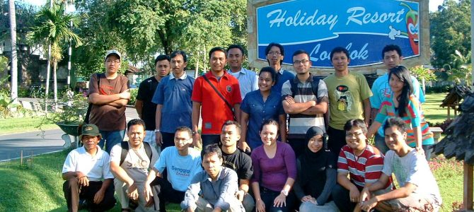 Event di Pulau Lombok dan Gili Trawangan