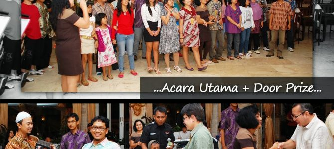 Family Gathering 2012 PT Maccaferri Indonesia