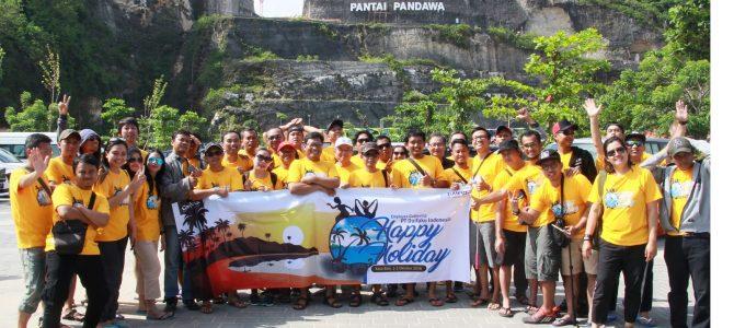 Employee Gathering 2016 PT Daifuku Indonesia to Bali