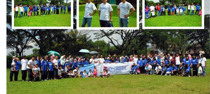 Family Gathering 2016 PT Multiline Shipping Company to Rancamaya