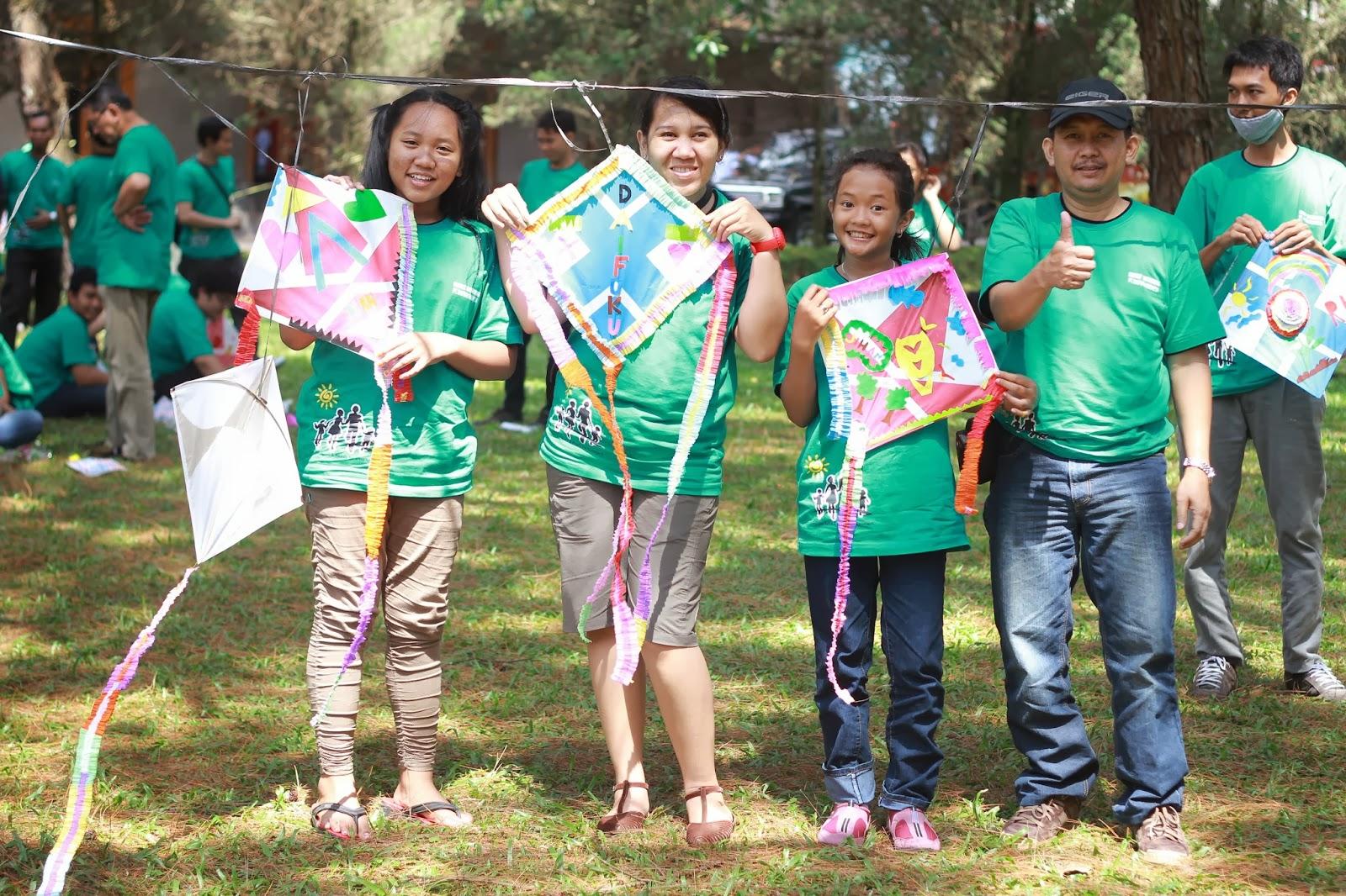 FAMILY GATHERING 2013 PT DAIFUKU INDONESIA IN LEMBANG