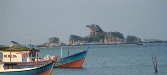 Tour ke Bumi Belitung Nan Indah