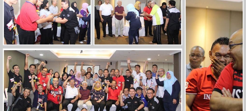 Leadership Training 2018 PT Pancaraya Krisna Mandiri in Kristal Hotel Jakarta