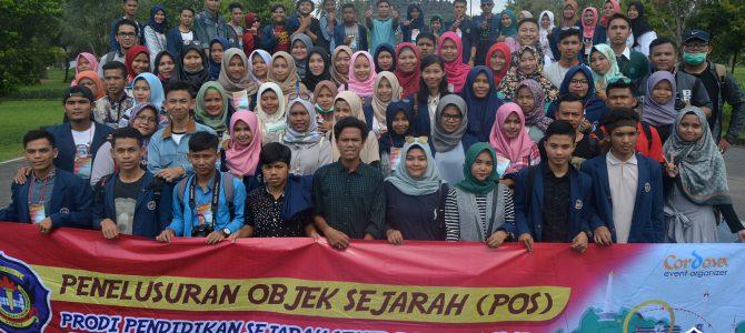 Penelurusan Objek Sejarah 2018 STKIP PGRI Sumbar to Yogya, Semarang, Bandung & Jakarta