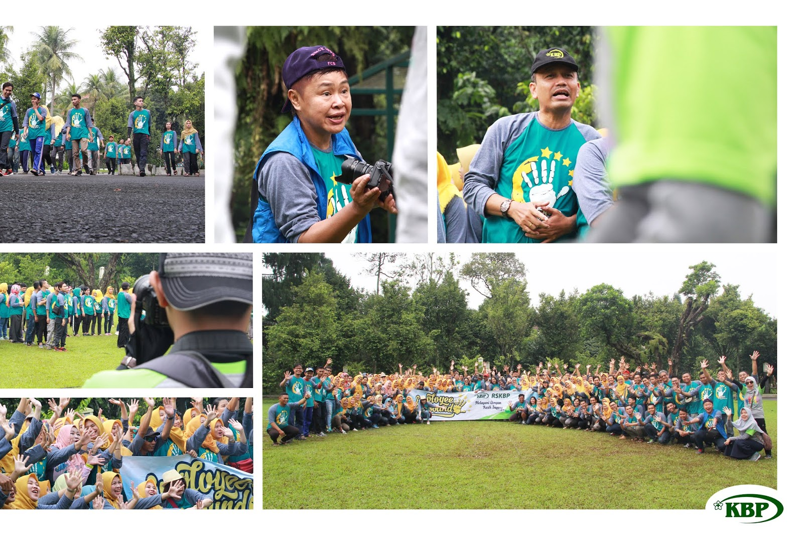 EMPLOYEE GATHERING (OUTBOUND & RAFTING) BATCH 2 2019 RS KARYA BHAKTI PRATIWI IN CARINGIN